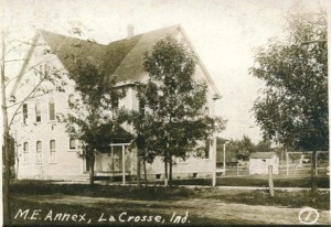 Methodist Annex - 1921