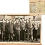 Burnell Aigner, John Gorski, Maurice Abbott, Aaron Peterson