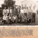 Chauncey Bruder, Wyvil Flanagan, Leroy Coleman, and William Enselman