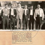 Harland Shireman, Henry Germann, Ralph Fritz