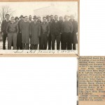 Jesse Swing, Fred Volkee, Charles Shireman, LaCrosse