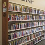 Large Print Section