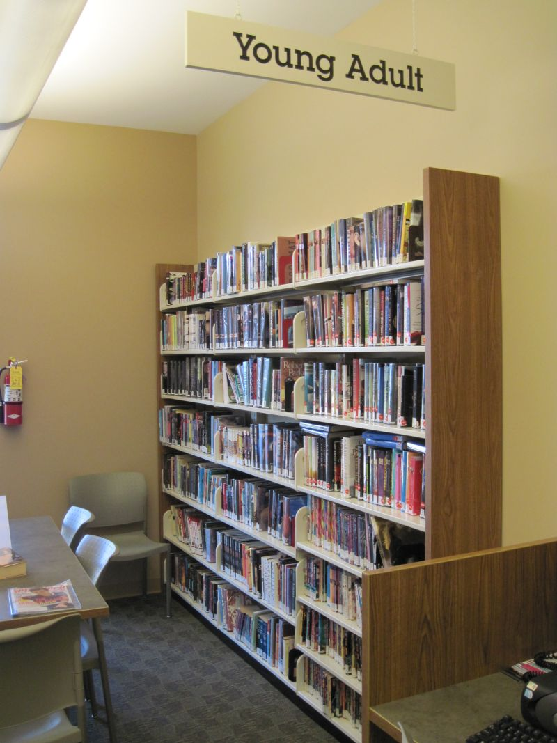 Take a Tour of our Library | LaCrosse Public Library