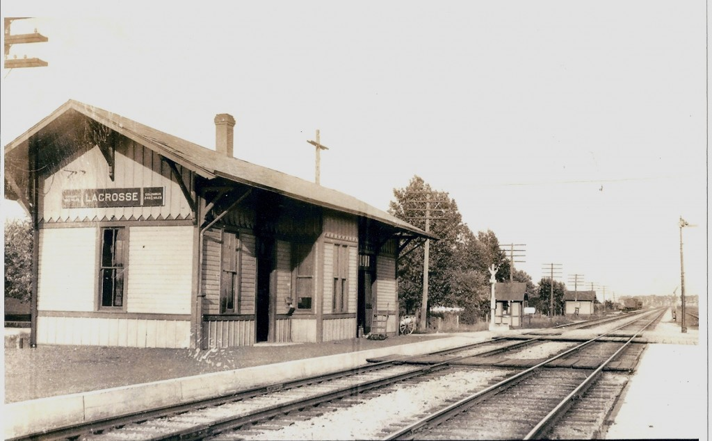 Pennsylvania RR Depot