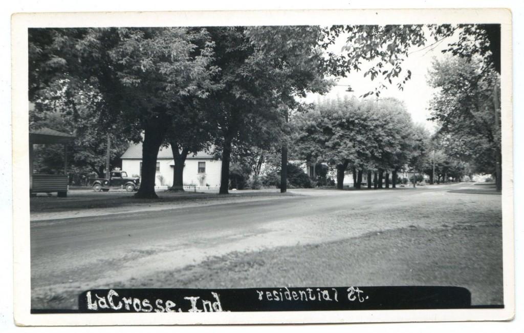 1930s - LaCrosse, IN