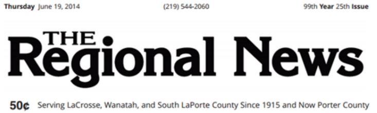 The Regional News