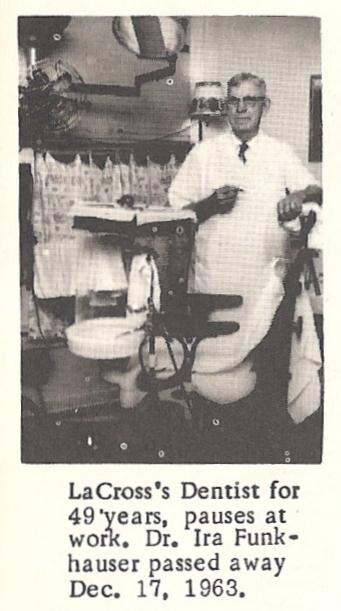 Ira Funkhouser - dentist