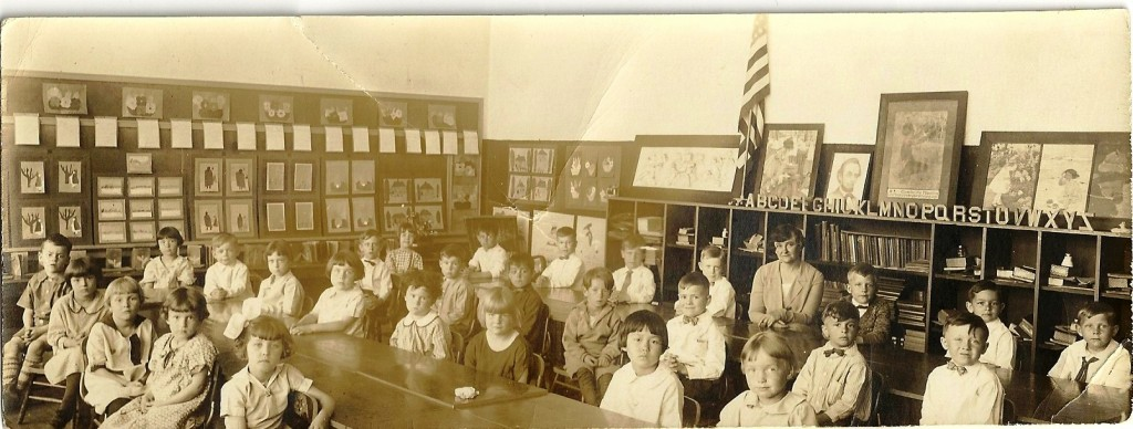 Classroom Picture from Nancy Rosenkranz - Don Knapp