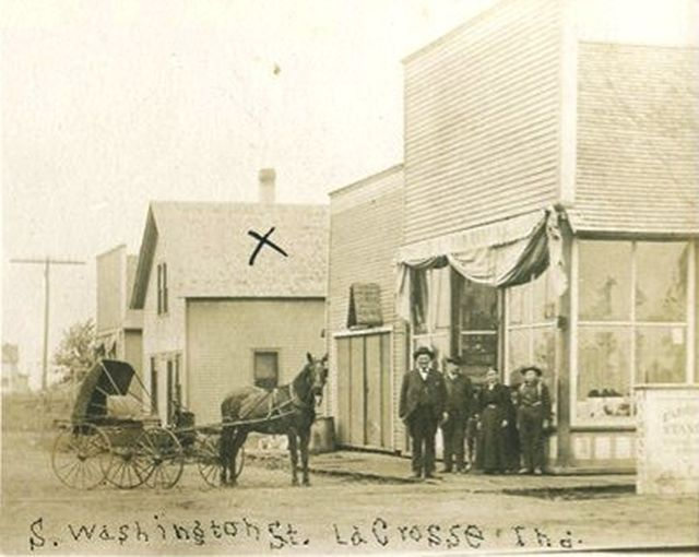 S. Washington St., LaCrosse - 1907 #3